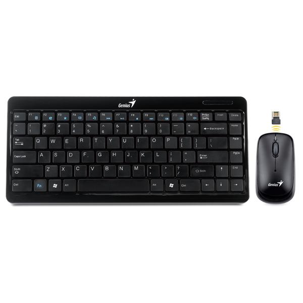 Genius LuxeMate - wired quiet mini keyboard