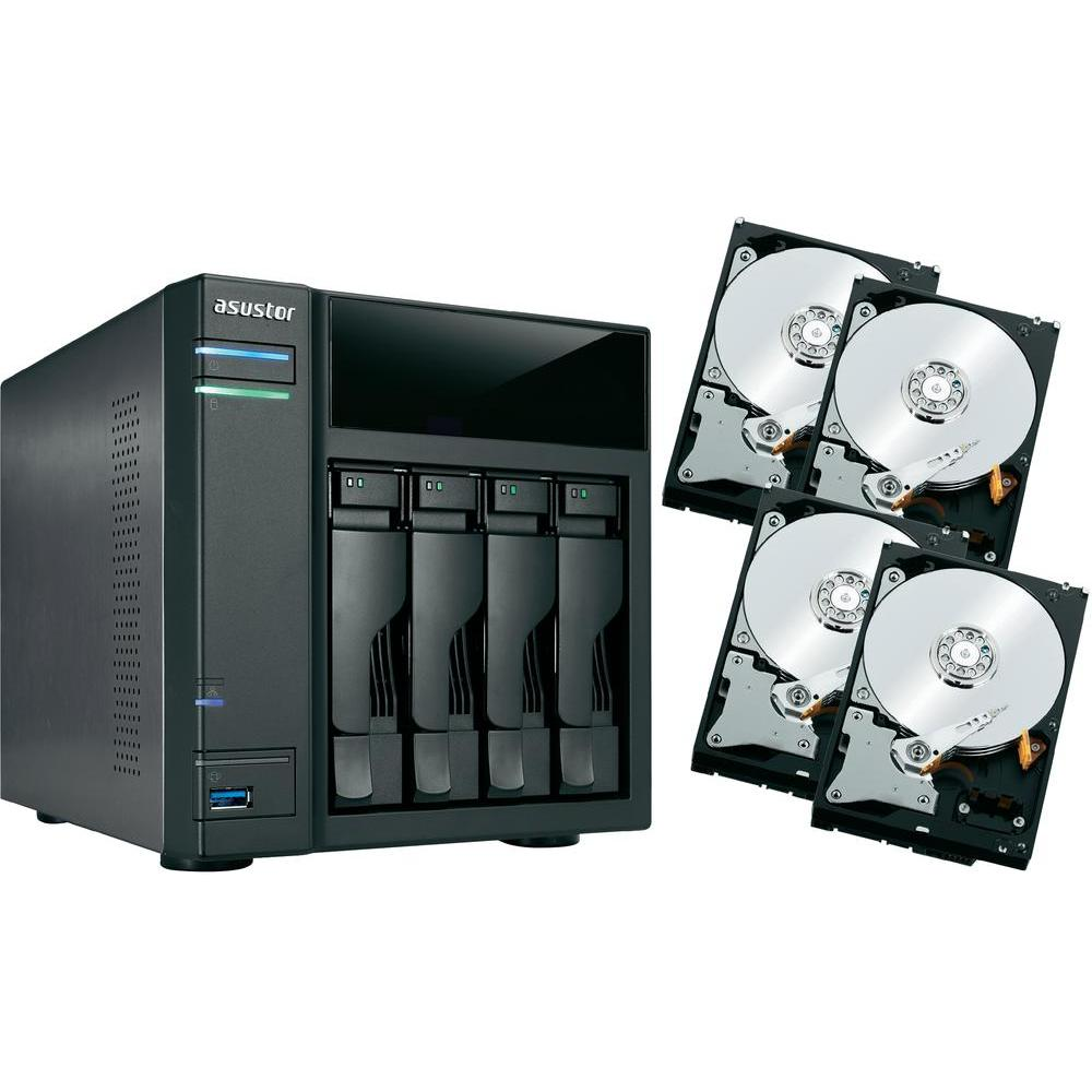 how to add a hdd asustor