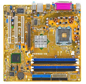 Puters Asus Motherboard